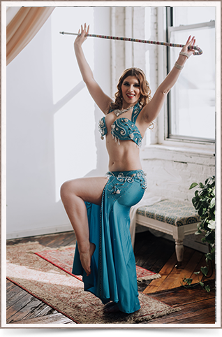 Zahra Noor - Professional Belly Dancer and Instructor in Delaware