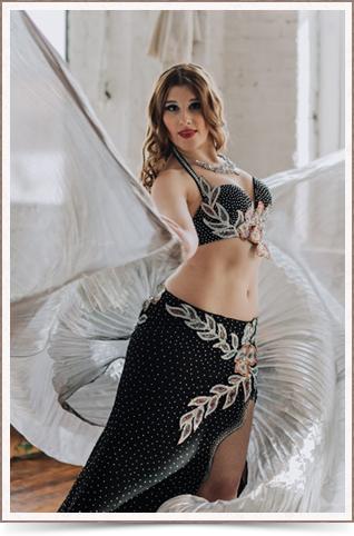 Zahra Noor - Professional Belly Dancer and Instructor in Maryland